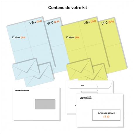 Kit pour élection Comité d'Entreprise