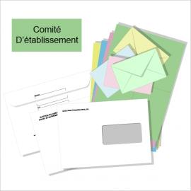 Kit pour élection du Comité d'Etablissement