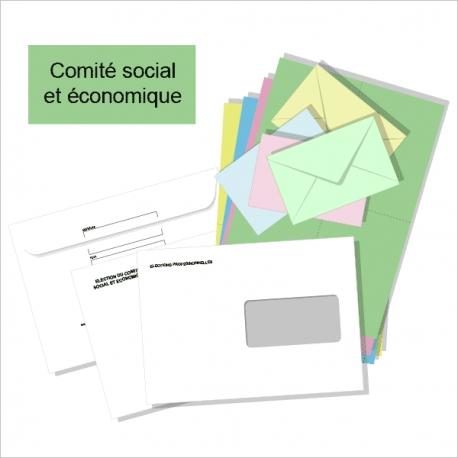 Kit pour élection du Comité Social et Economique