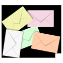 Enveloppes de vote couleur