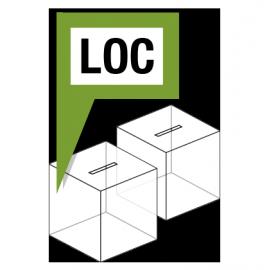 Location de matériel de vote
