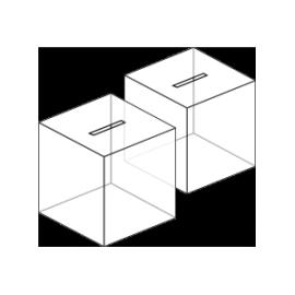Location d'urnes de vote